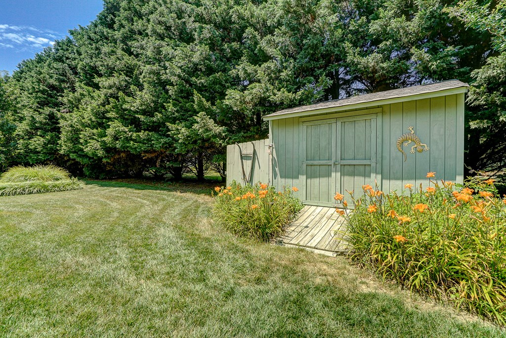 Separate Storage Shed
